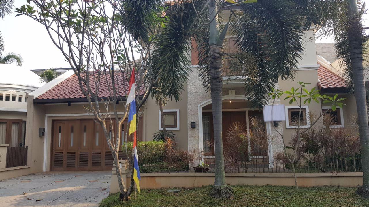 Rumah dijual nyaman, aman, akses lokasi sangat strategis @Taman Puri, Bintaro