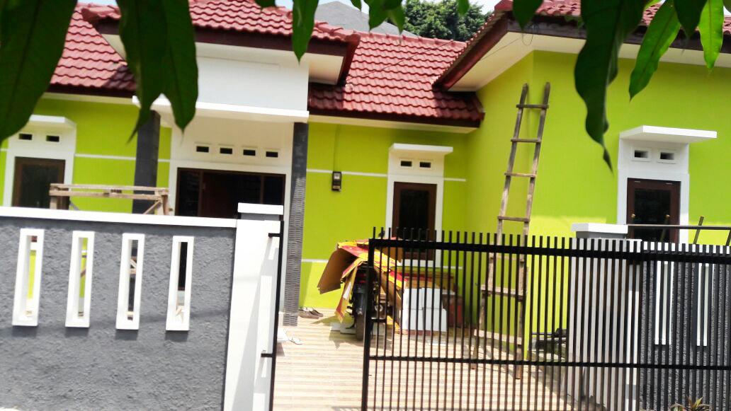 Rumah dijual nyaman, aman, akses lokasi sangat strategis @Villa Gunung Lestari,Ciputat