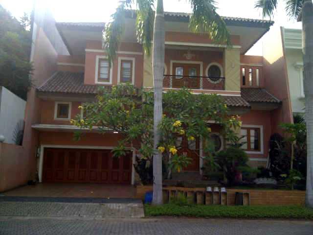 Rumah di Jual Boulevard Artha gading Villa-Kelapa Gading-Jakarta Utara
