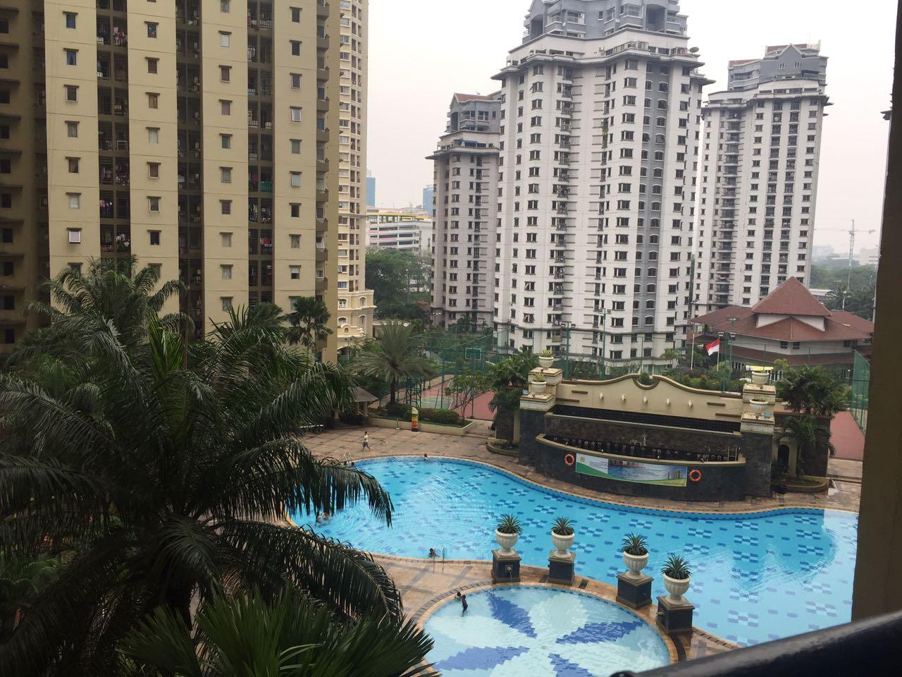 Apartemen di Jual Mediterania Palace Res-Kemayoran-Jakarta Pusat
