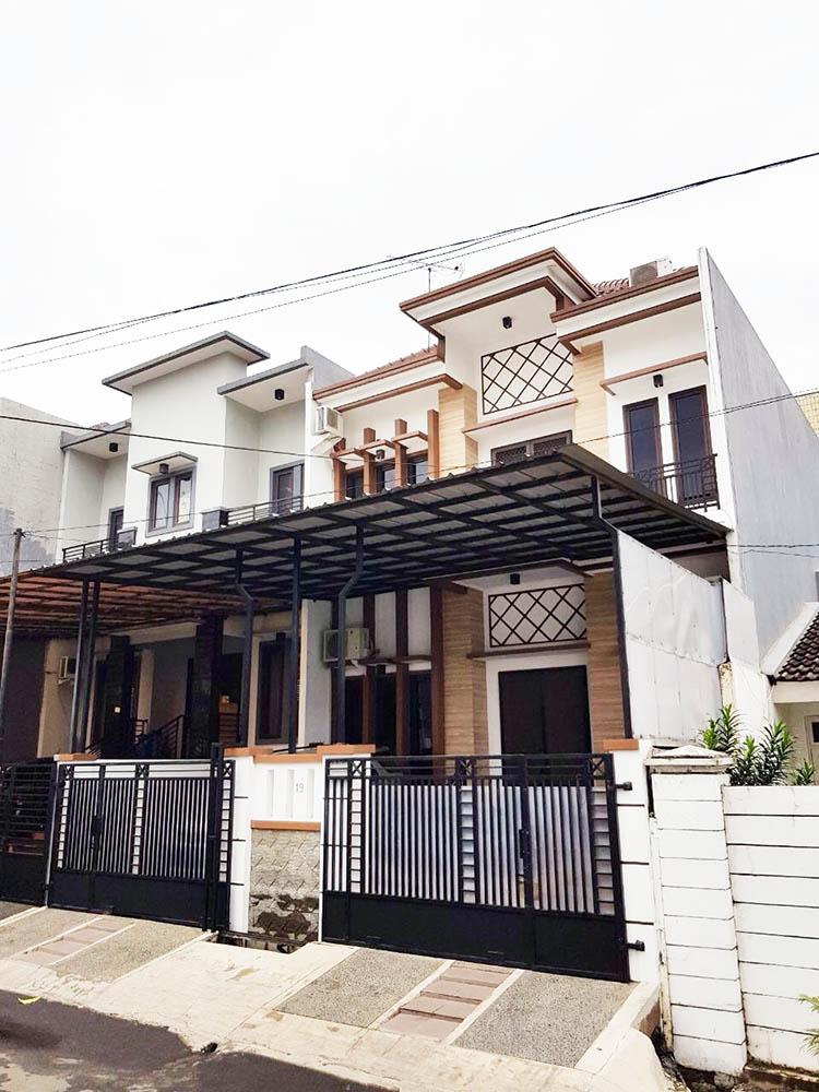 Rumah di Jual Kelapa Lilin 3-Kelapa Gading-Jakarta Utara
