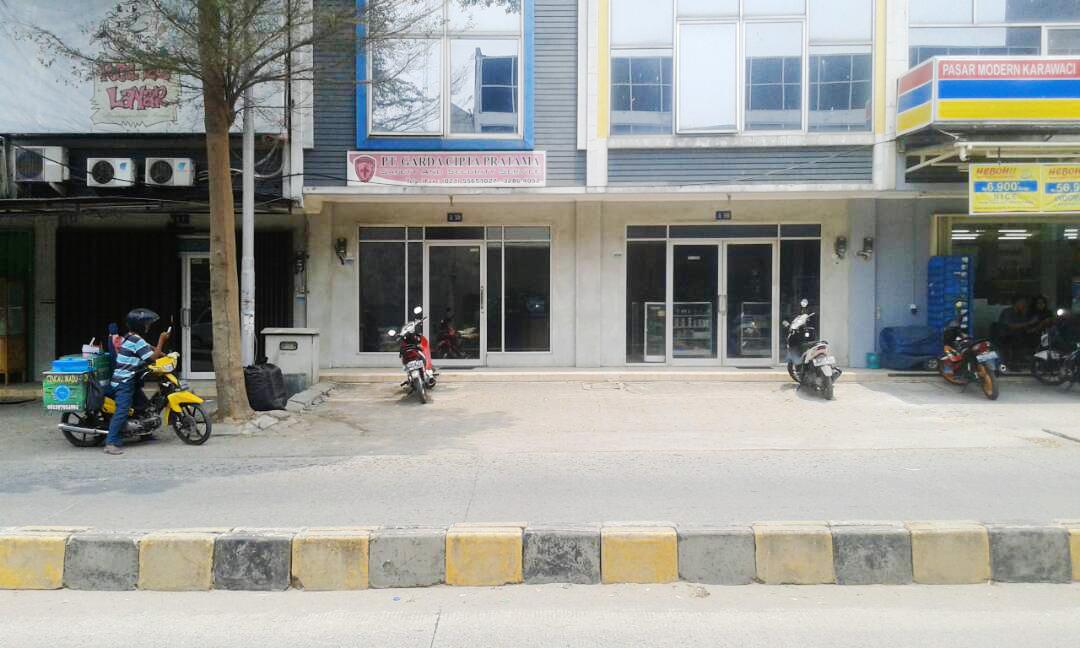 Dijual Ruko luas, lokasi sangat strategis, kawasan ramai, @Ruko Mutiara, Karawaci