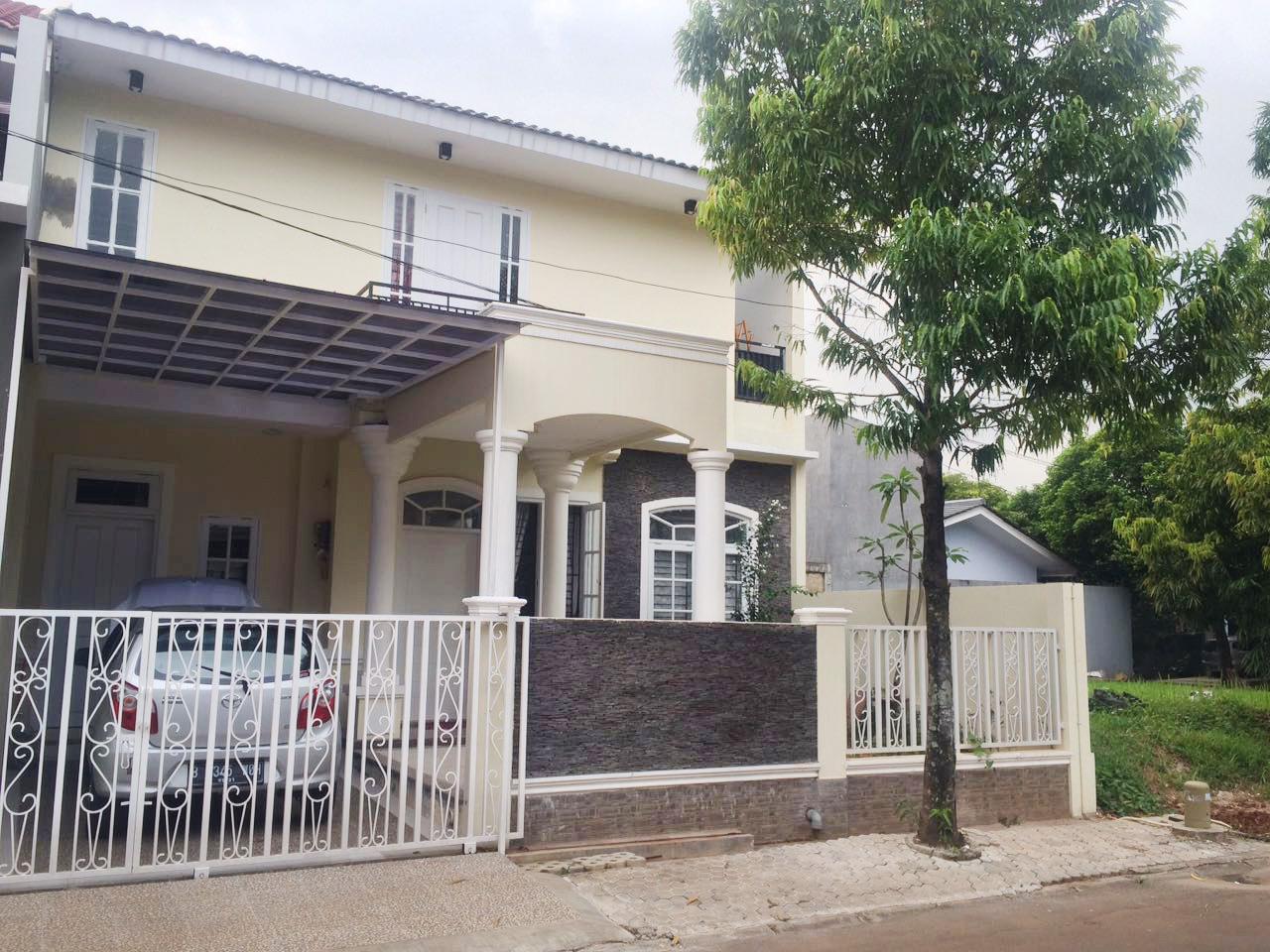 Rumah Nyaman, Aman, Strategis di BSD Tangerang Selatan