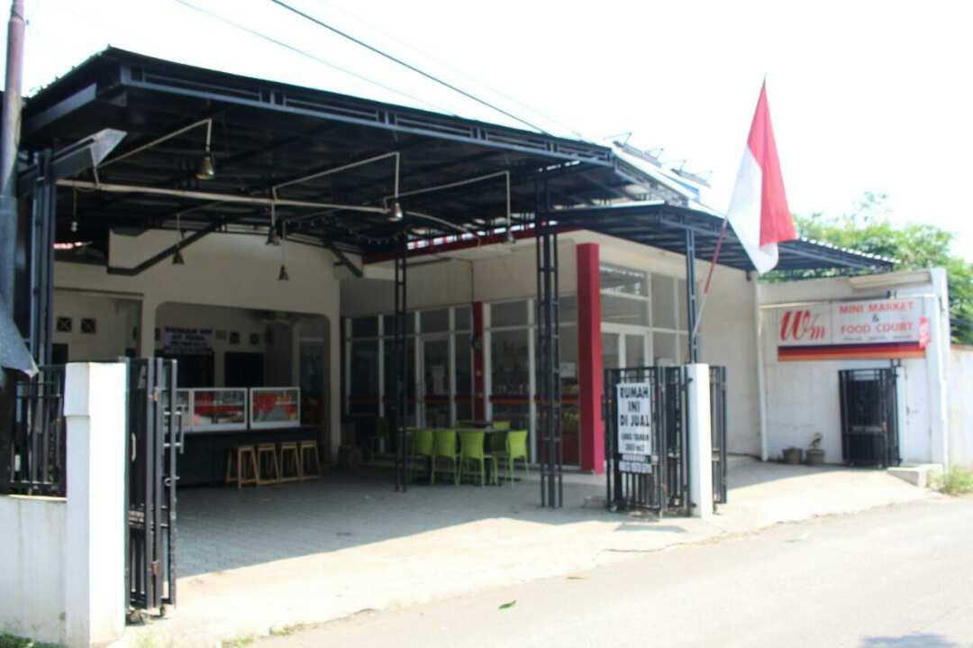Dijual Cepat Rumah + Toko di Cibinong Bogor