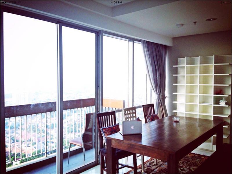 Apartment 1BR di Kemang Mansion Jakarta Selatan