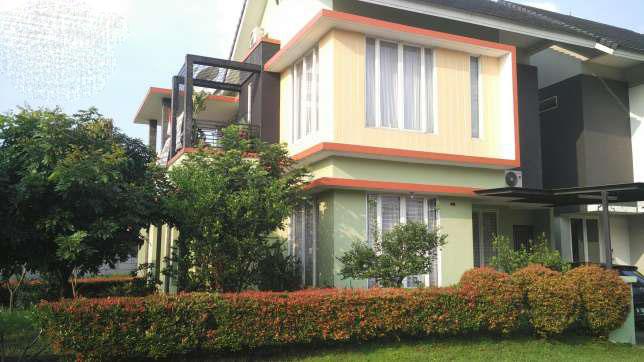 Rumah Bagus, Nyaman dan Aman Di Emerald View Bintaro Jaya
