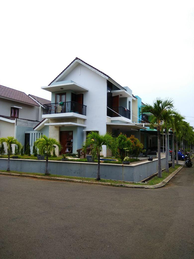 Rumah Dijual Murah Tipe Hoek di Cluster Harmoni Kota Harapan Indah, Bekasi