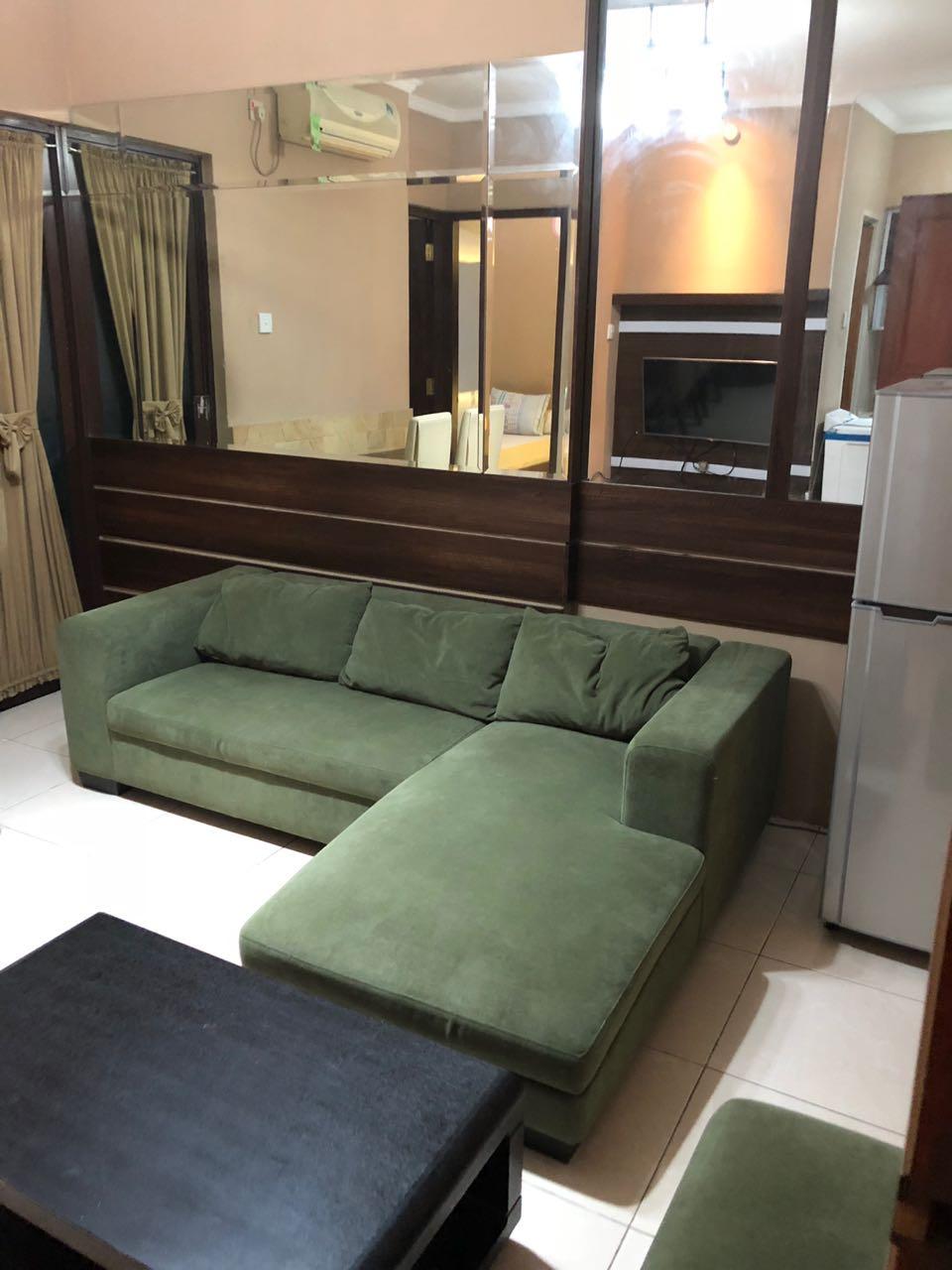 Apartemen di Sewa Mediterania-Kelapa Gading-Jakarta Utara