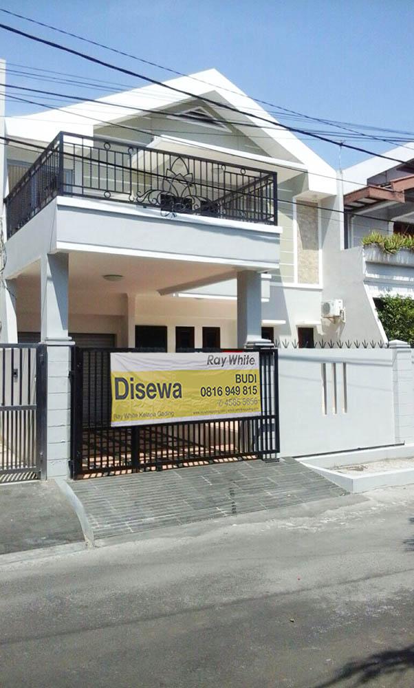 Rumah di Sewa Janur Indah-Kelapa Gading-Jakarta Utara
