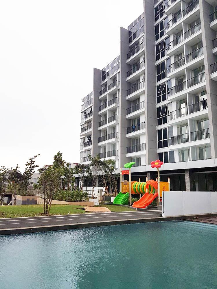 Apartemen di Jual Lexington-Pondok Indah-Jakarta Selatan