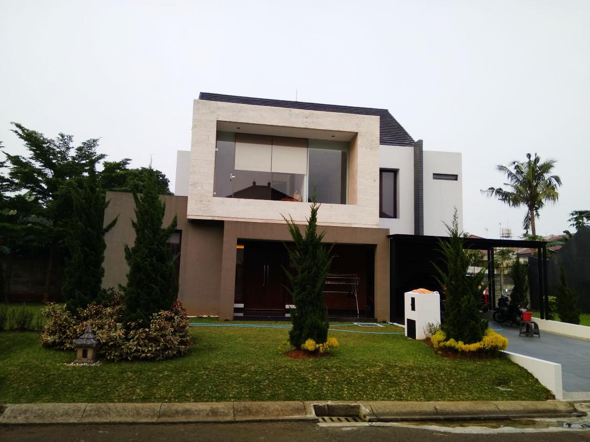Rumah Nyaman dan Siap Huni di Kawasan Taman Puri Bintaro