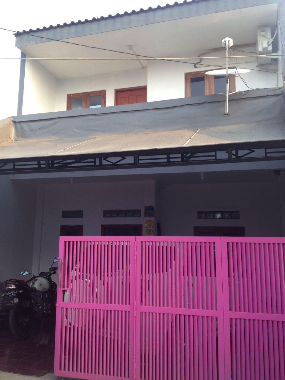 Dijual Cepat Rumah 2 1/2 Lantai Sukmajaya Depok