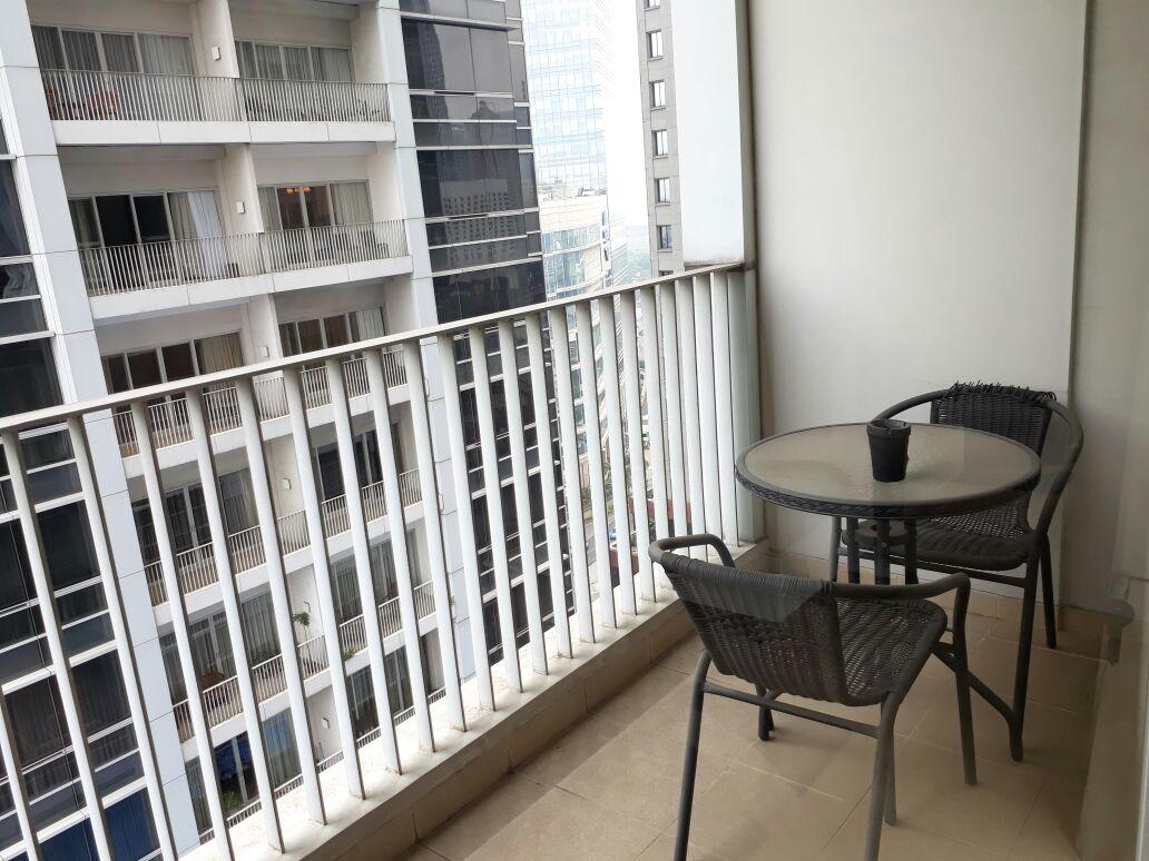 Apartment Mewah dan Cantik Capital Residence