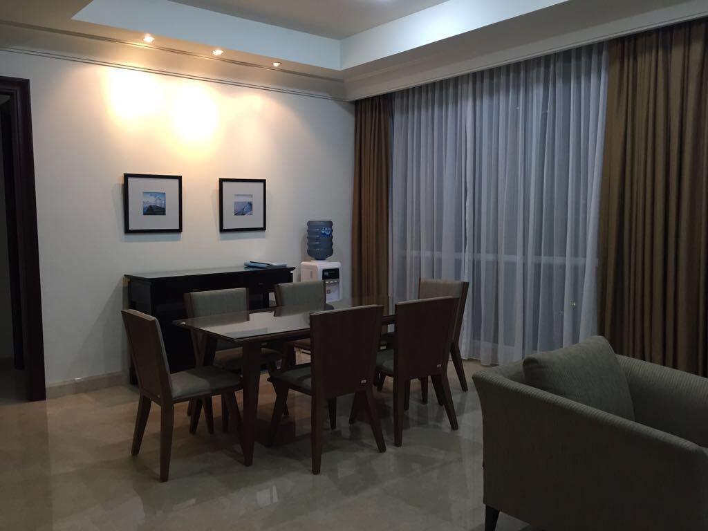 Apartment Nyaman dgn Harga Menarik di Pakubuwono View, Kebayoran Baru, Jakarta Selatan