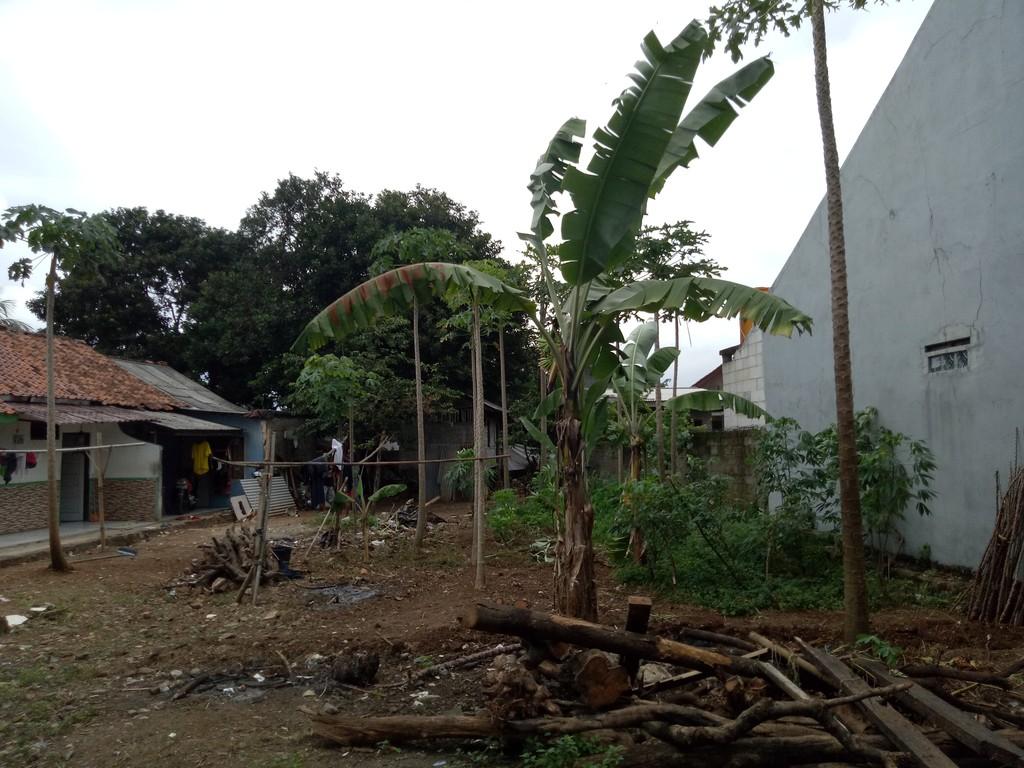 Dijual cepat tanah dekat Perum Bhumi Husada Indah Cilodong