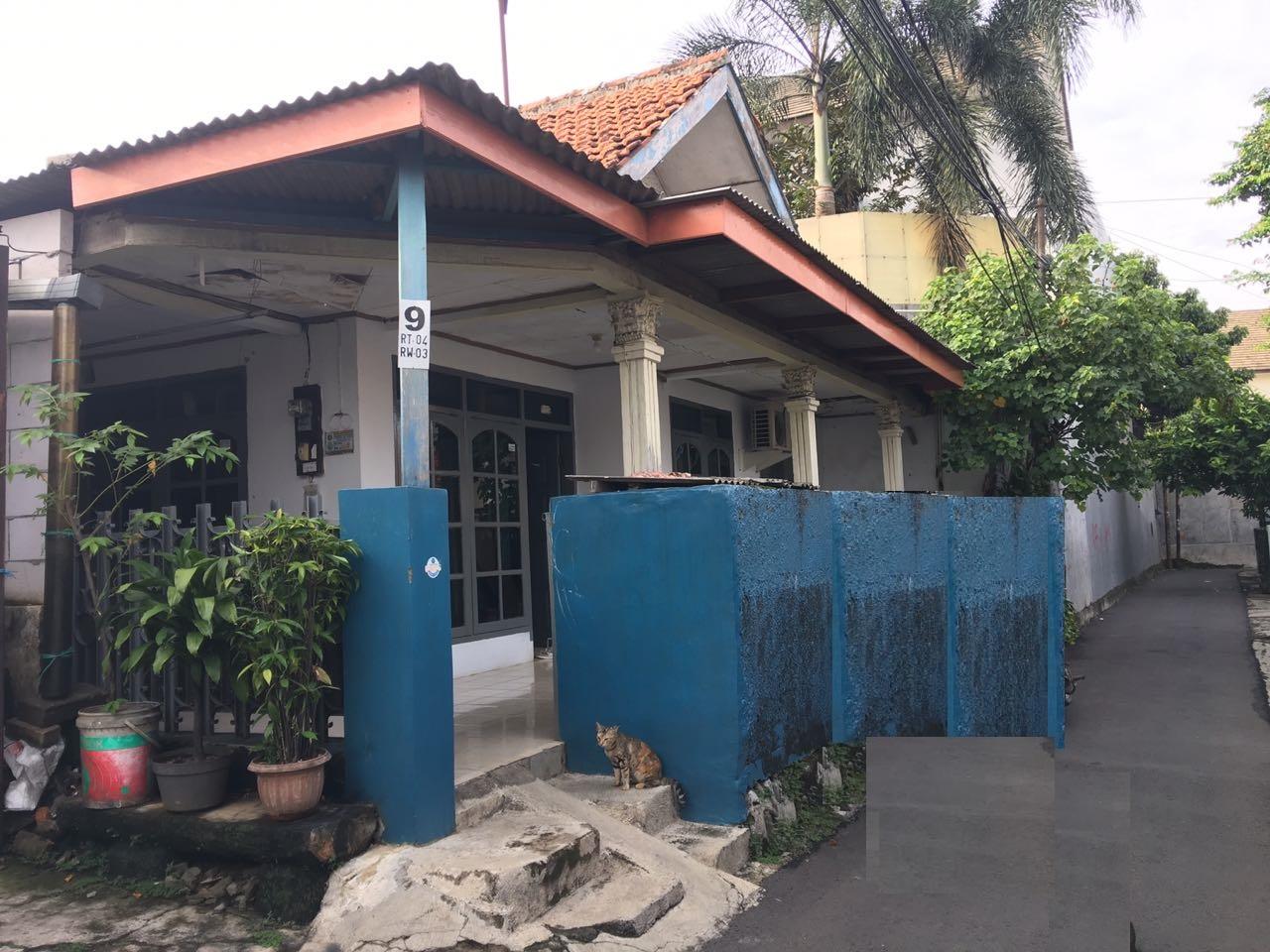 Dijual Sebuah Rumah Lokasi Strategis di Pasar Minggu Jakarta Selatan