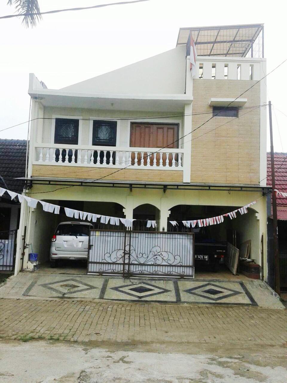Rumah Nyaman dan Siap Huni di Kawasan Palem Bintaro, Pondok Aren