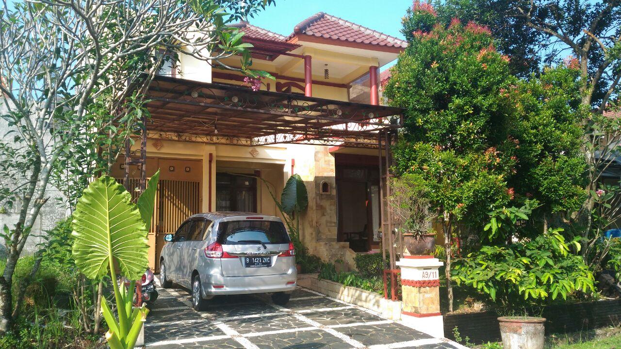 Dijual Rumah Cantik di Telaga Golf Sawangan Depok