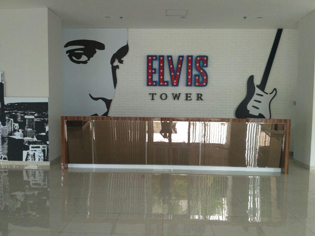 Apartemen di Jual & Sewa Elvis-Jababeka-Cikarang