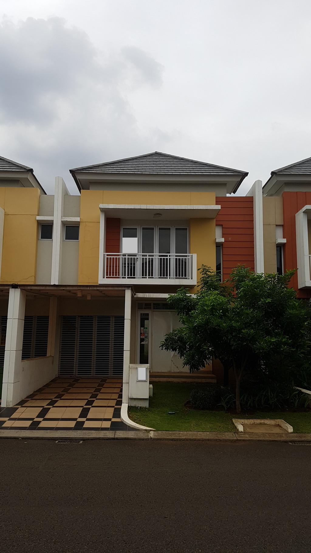 Cluster Bluebell Summarecon Bekasi