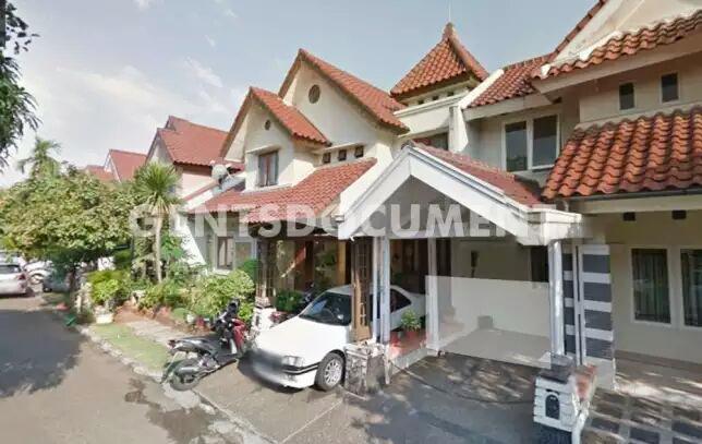 Rumah Siap Huni, Lokasi Strategis, dan Asri Di Puri Bintaro, Bintaro sektor 9