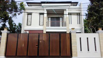 Dijual Rumah Siap Huni, Lokasi Strategis, dan Asri Di Cendrawasih, Ciputat