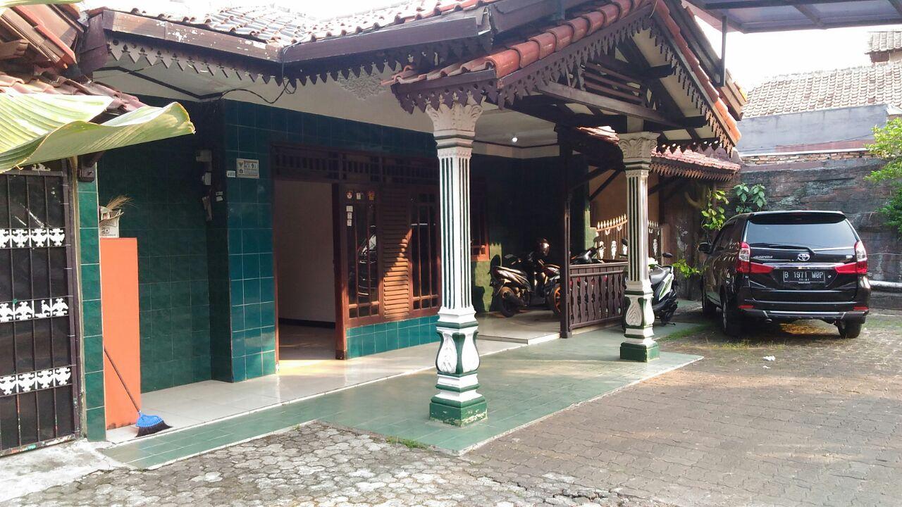 Rumah Luas dan Nyaman di Jagakarsa Jakarta Selatan