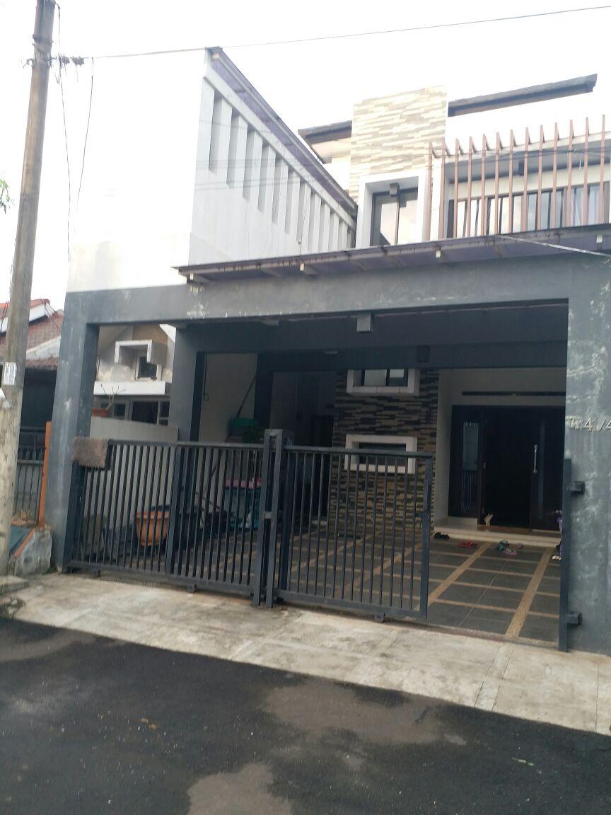 Rumah Dijual Siap Huni, Lokasi Strategis, dan akses jalan utama  Graha Raya Bintaro