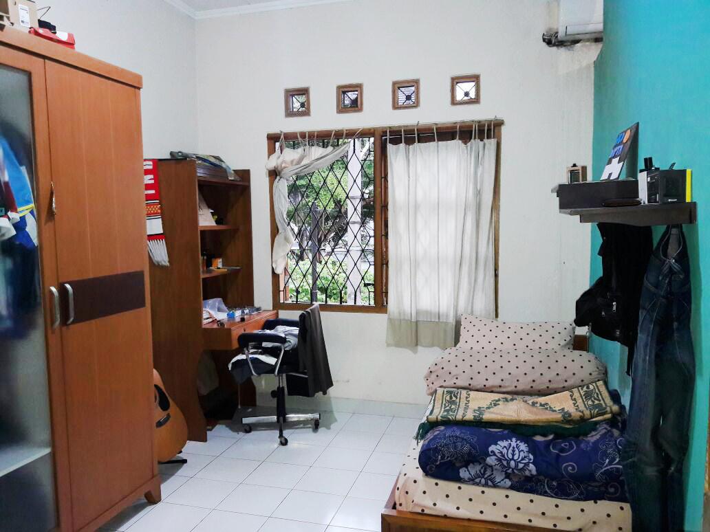 Rumah Siap Huni, Lingkungan Nyaman, dan Strategis @Kasuari, Bintaro