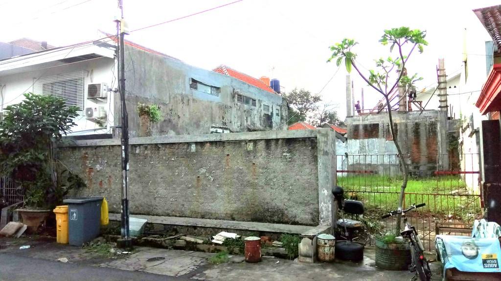 For Sale : Tanah Kavling di Jl CIniru Kebayoran Baru