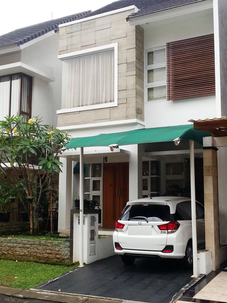 Rumah Cantik Siap Huni, Bagus, Strategis di Discovery Cielo, Bintaro