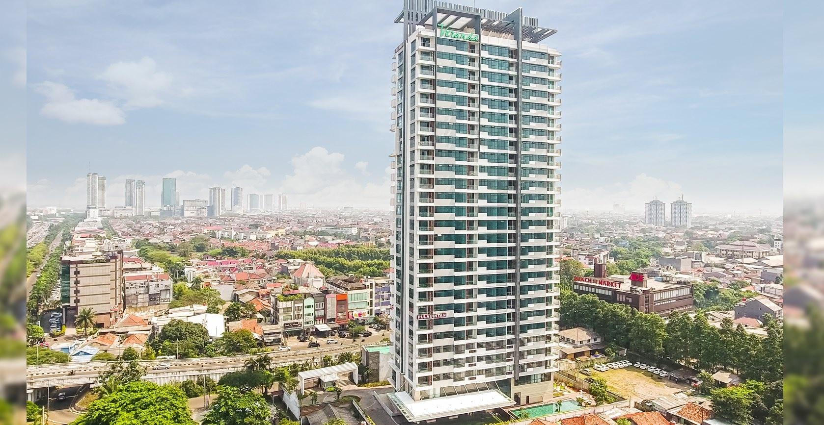 Image result for veranda residence puri jakarta