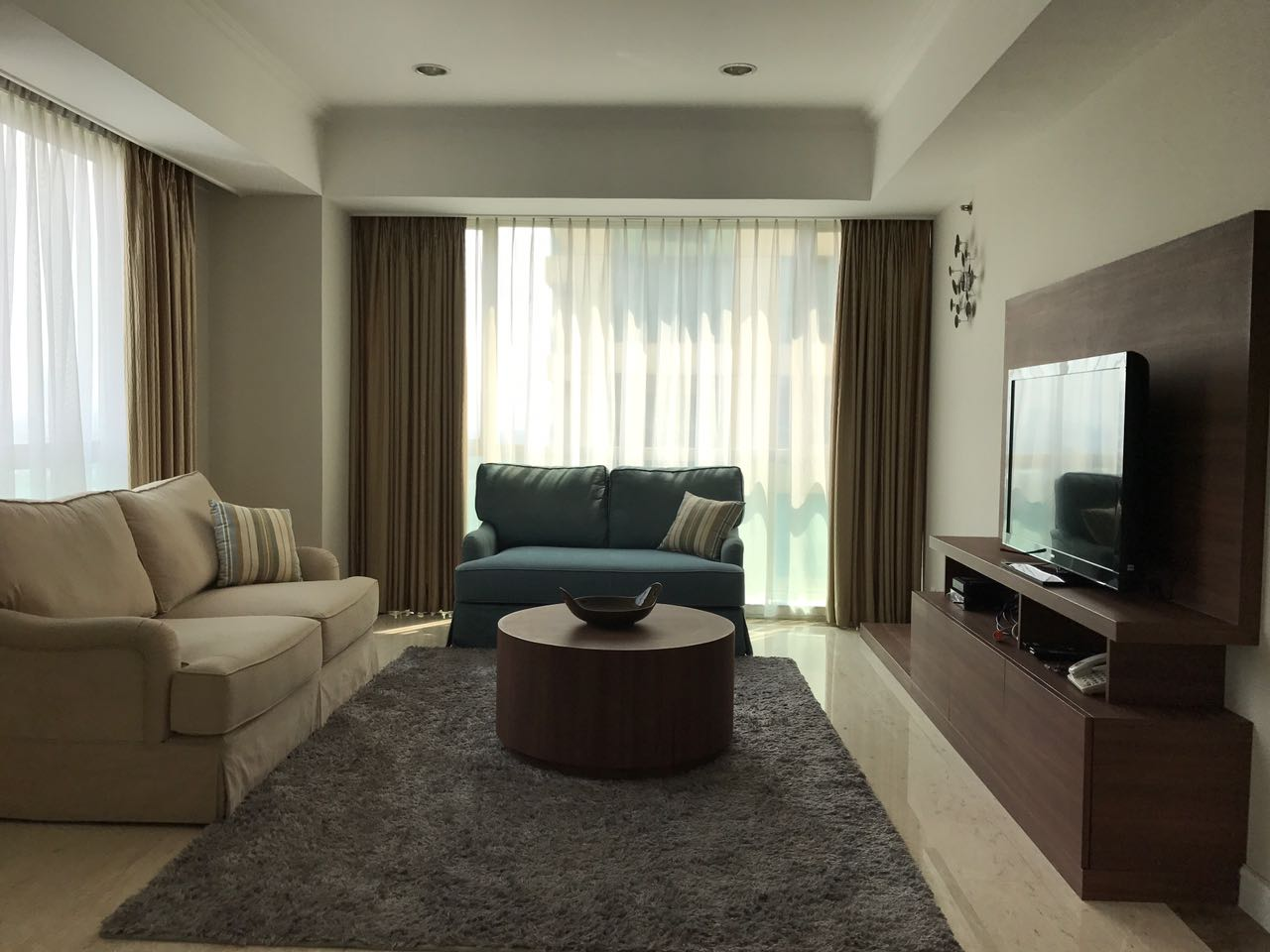 Casablanca Apartment 3Bed 2Bath 1Maid - Fully Furnished in Good Location.