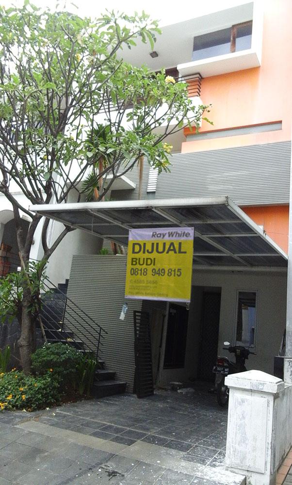 Rumah di Jual Gading Residence-Kelapa Gading-Jakarta Utara