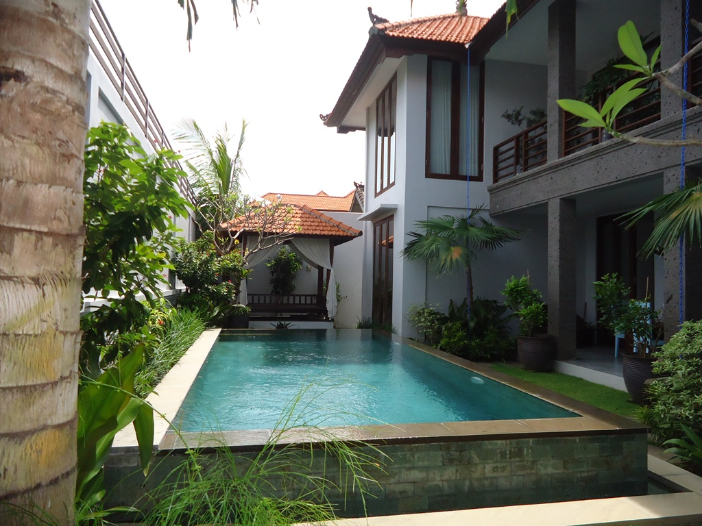 Villa Freehold With Sawah View Close to Sanur Beach and Central Town