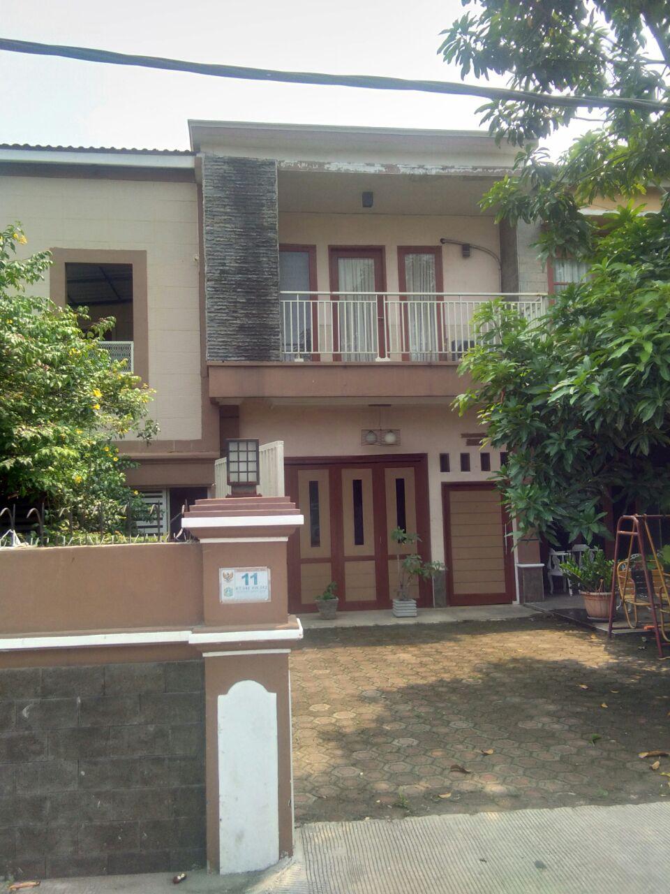 Rumah di Jual Kebun Baru-Semper Barat-Jakarta Utara