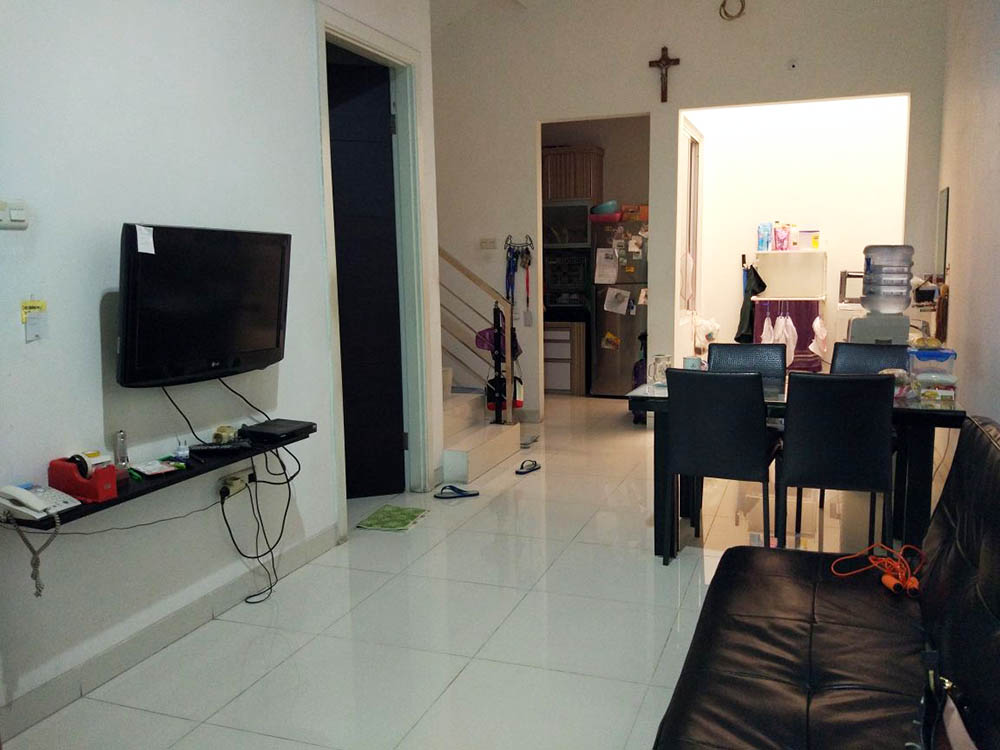 Rumah di Jual Jl Toba-Komp Bea Cukai-Jakarta Utara