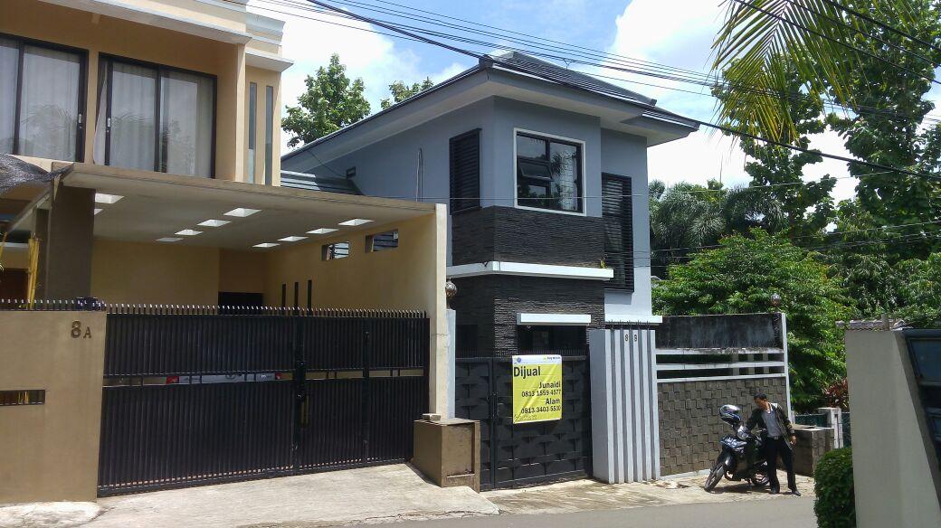 Dijual Rumah Minimalis Modern, Murah, Asri, Sejuk, Dekat Taman Dadap Butuh Uang, Kebagusan Pasar Minggu Jakarta Selatan