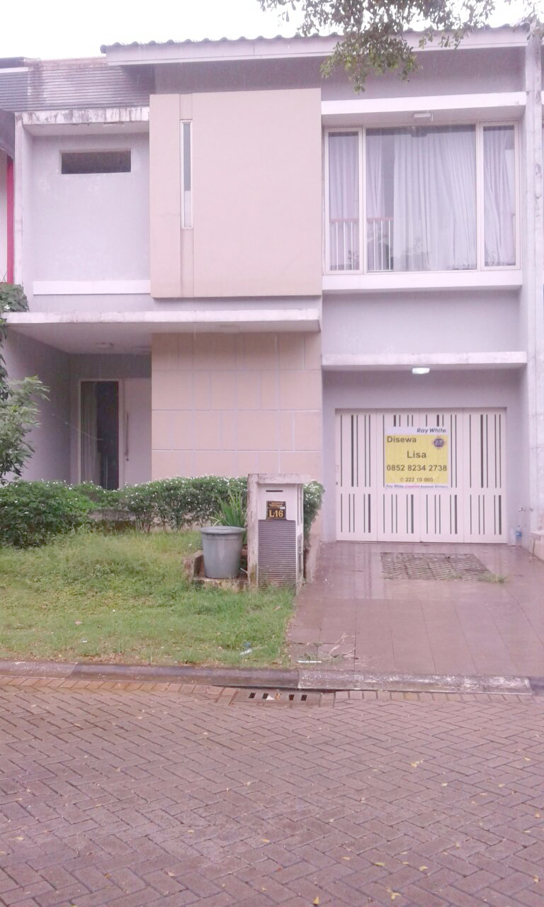 Dijual Rumah nyaman, aman, lokasi sangat strategis, Bintaro-Tangsel