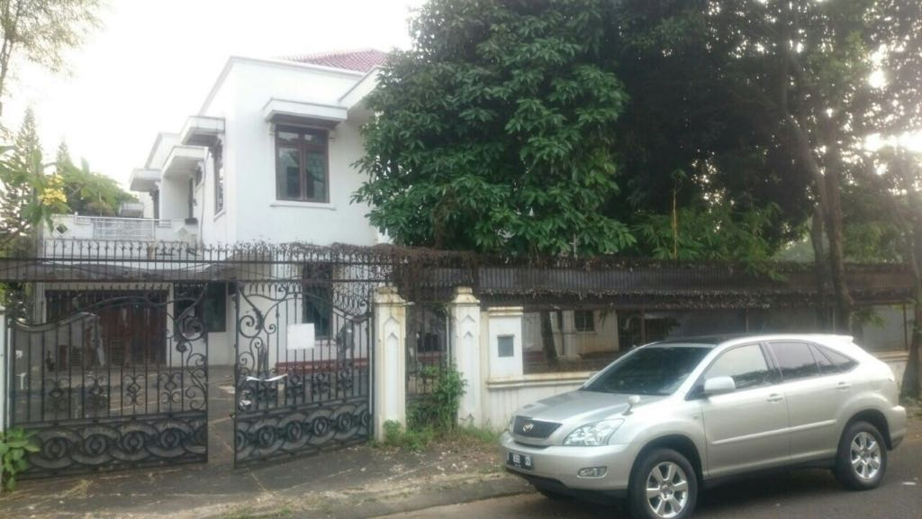 Rumah di Jual Gading Golf Boulevard-Gading Serpong-Tangerang