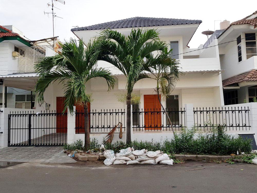 Rumah di Sewa Gading Kirana Barat-Kelapa Gading-Jakarta Utara
