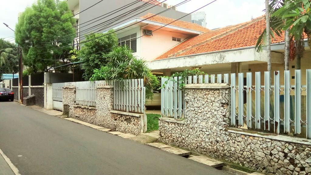 Dijual Rumah Hitung Tanah di Jl Tangkas Baru, Karet Semanggi, Setiabudi, Jakarta Selatan