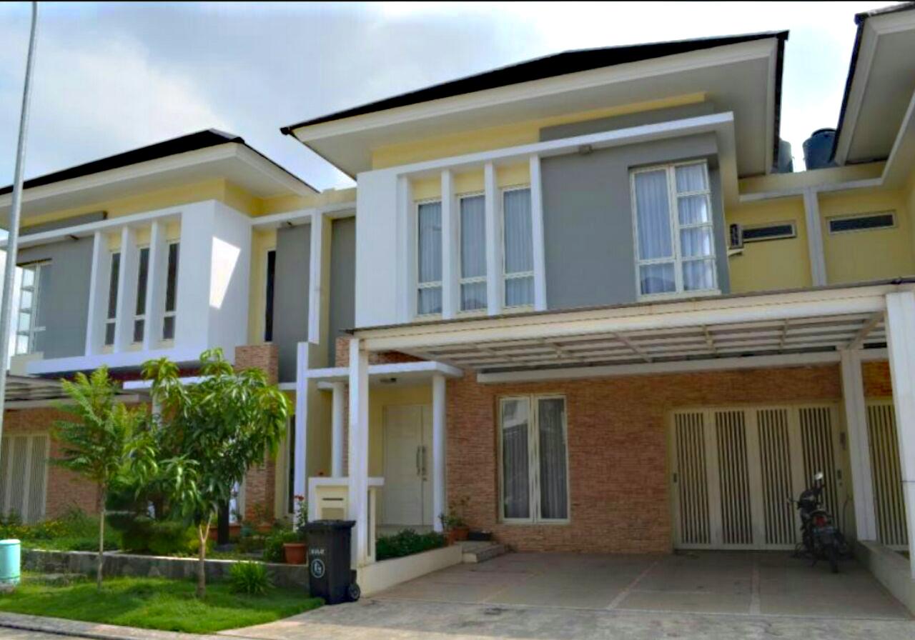 Rumah dijual Lokasi Mantap dan Strategis , Cluster ASERA ONE WEST, Kota Harapan Indah Bekasi