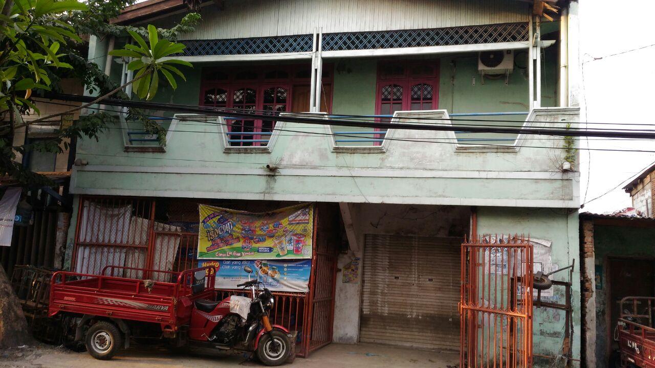 Ruko dijual di Kalibaru , Tanjung Priok Jakarta Utara