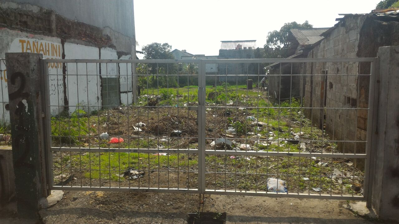 Tanah di Jalan Nangka, Kel Perwira, Kec. Bekasi Utara
