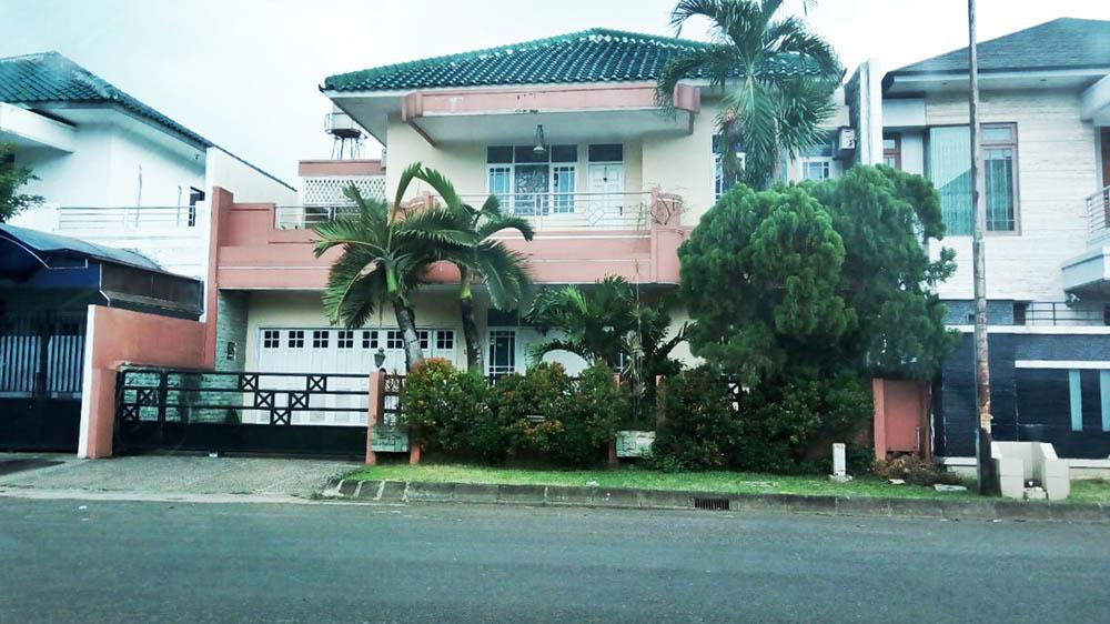 Rumah di Jual Pulau Dewa Raya-Modern land-Tangerang