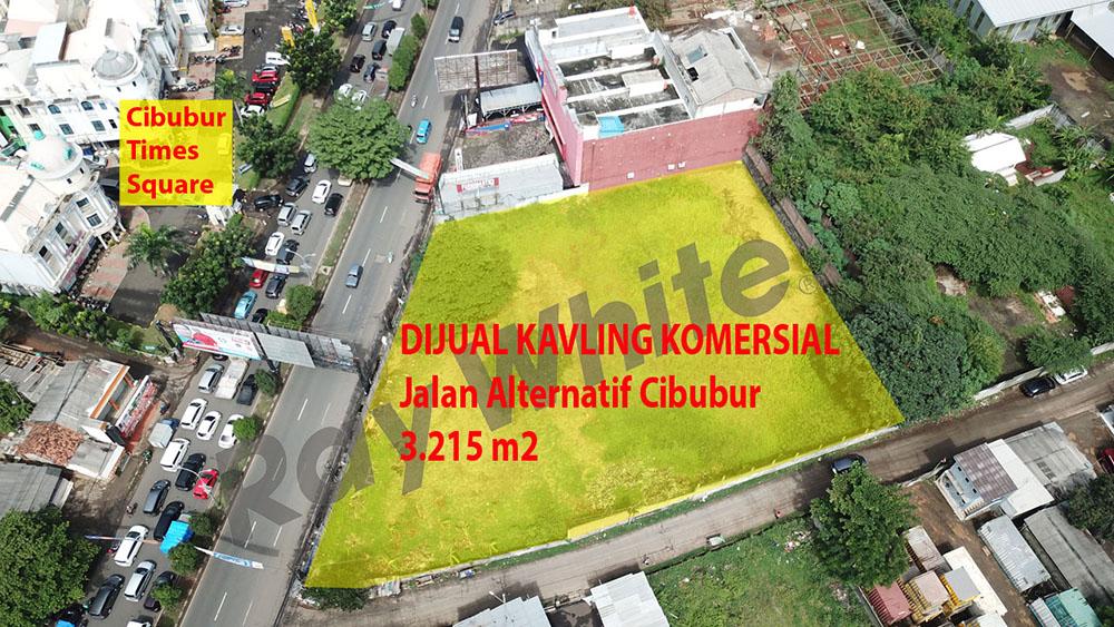 Kavling di Jual Jl Alternative Cibubur-Jakarta Selatan