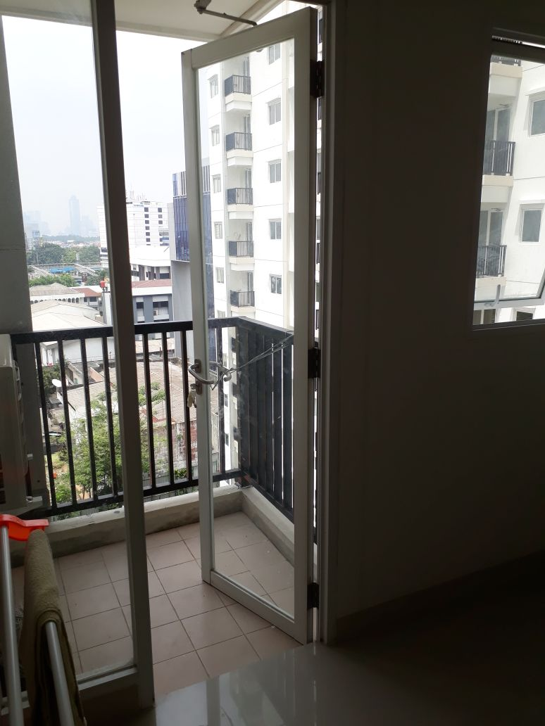 Dijual apartment di lokasi strategis MT. Haryono