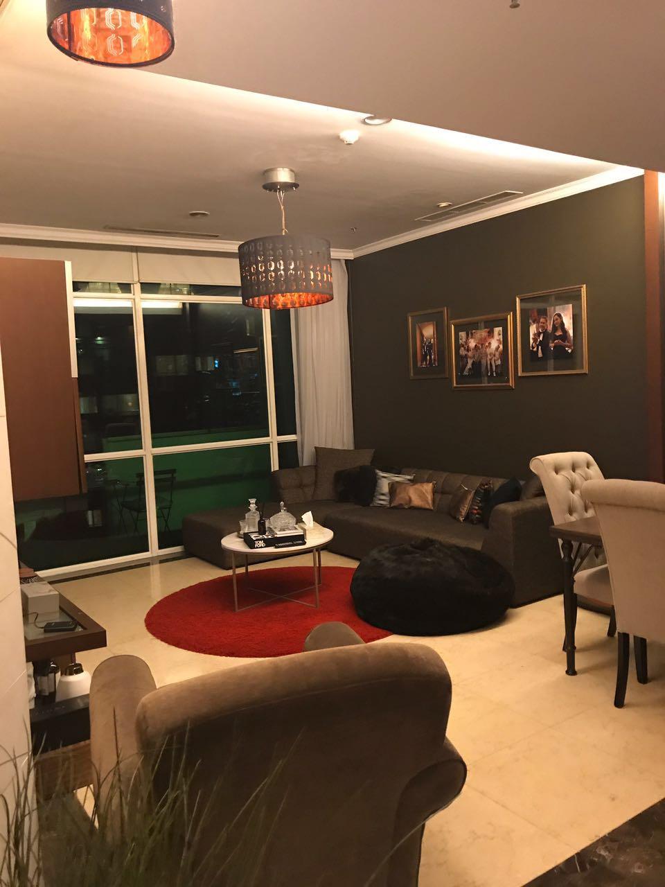 Dijual Apartemen belagio mansion 3 BR Fully Furnished (Private Lift) ,Mega Kuningan