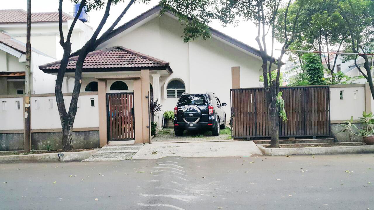 Dijual Rumah Bagus Di Jl Pancoran Indah